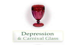 "Dotta Auction Company recognizes the uniqueness of Depression & Carnival Glass and the passion of its collectors.  Many items come up for auction in our monthly Antique Auctions while other unique and high valued items are offered at our ""glass only"" auctions.  Please check our Auction Calendar and use our ""search"" feature to find items of particular interest."